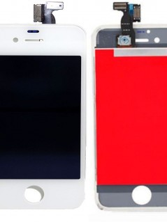 iphone 4s white LCD